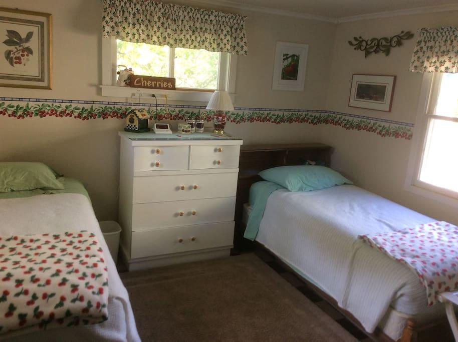 Cherry room