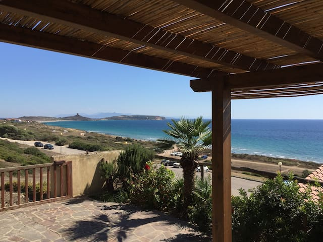 lovely view on the sea - Funtana Meiga - Apartamento