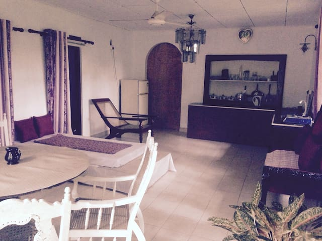 Budget River Retreat - Weligama - Apartamento