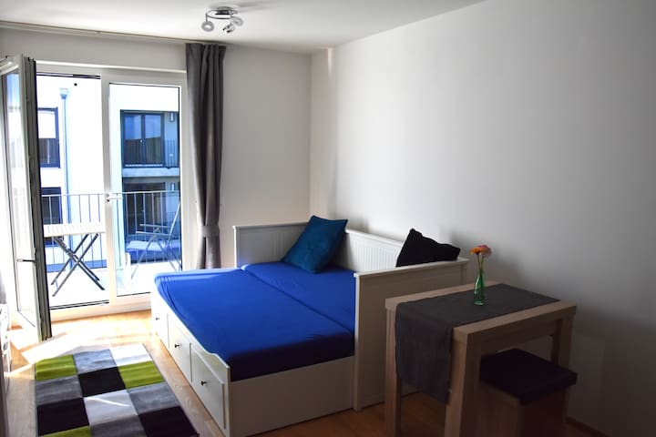 New apartment 5min to S- / U-Bahn - Munich - Apartmen