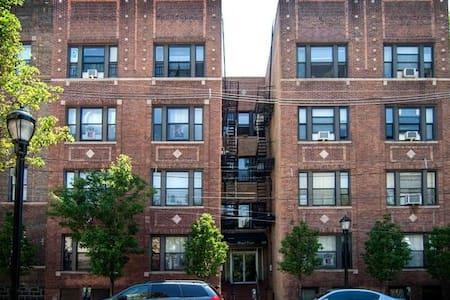 Cosy 2-bedroom apartment near Manhattan