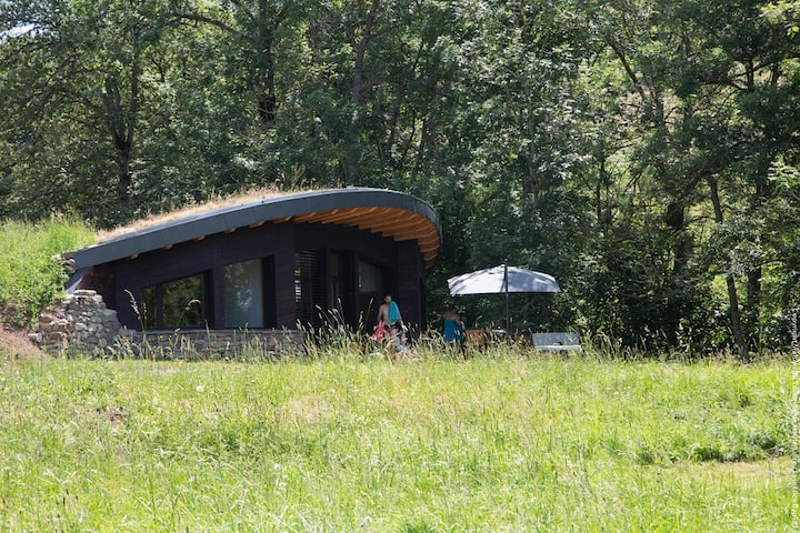 Bulles d'herbe, naturally unusual ecolodges