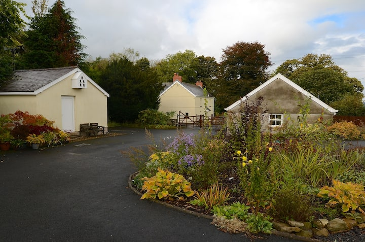 The Old Forge: a self-catering countryside haven.