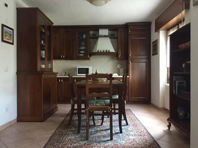 Casa Monte Pizzo