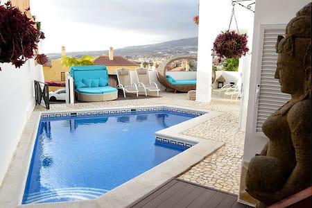 Hermosa casa vacacional (Costa Adeje) - Costa Adeje - Villa