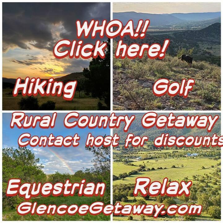 RV Dry Camping, Glencoe NM