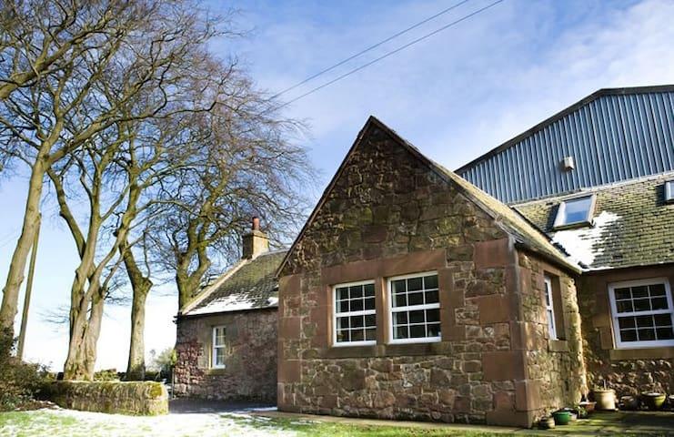 Steading Cottage - 405542 - West Calder - Haus