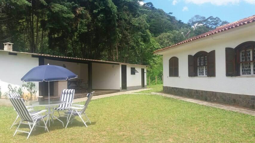 Suíte Rancho Renascença - Miguel Pereira - Cottage