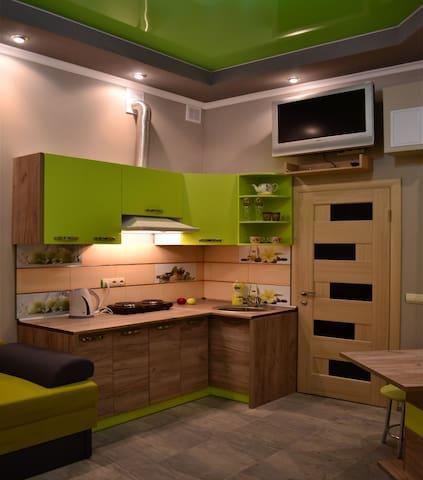 Очаровательные VIP-апартаменты!!! - Lviv - Apartment