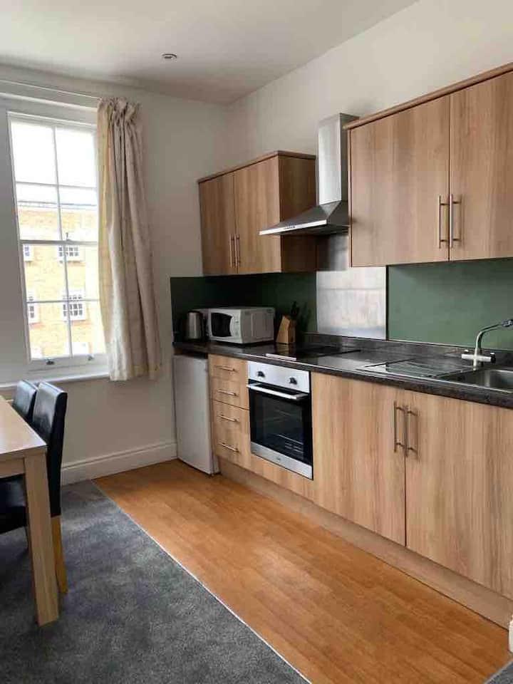 South Kensington flat 2
