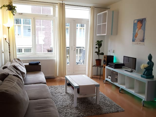 Cozy and modern apartment in Jordaan