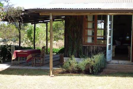 Cottage with Mt Kenya View