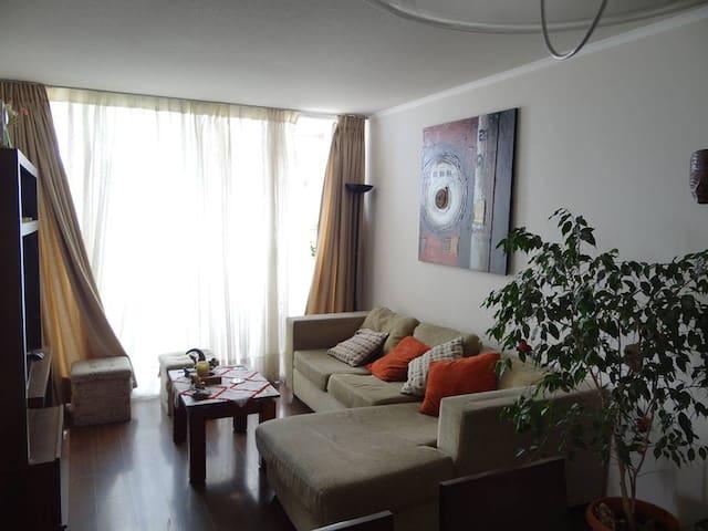 Acogedor Pieza, ambiente familiar - Antofagasta - Appartement