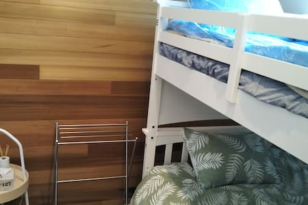 B&B Surf Rider. unisex dormitory /3min to beach