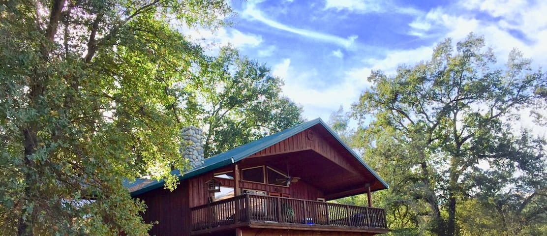 Quality built Alpine Chalet, ground level with deck positioned off of hillside for spectacular views!