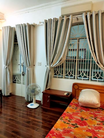 Apartment in the Heart of Hochiminh City