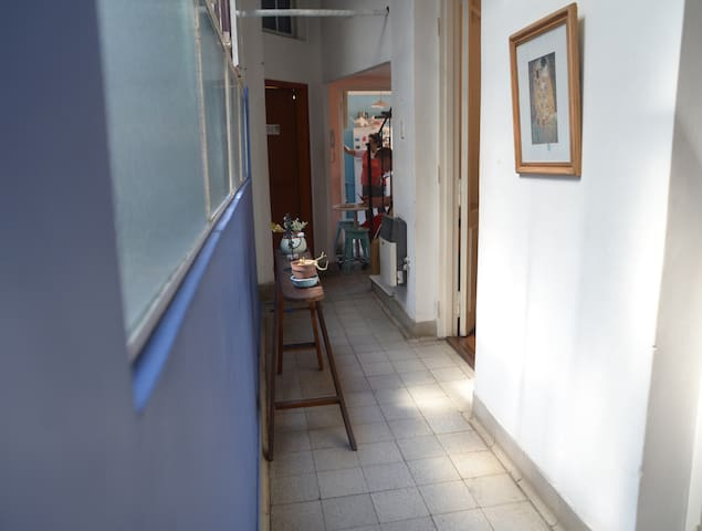 Shared flat in the perfect zone. - Buenos Aires - Apartament