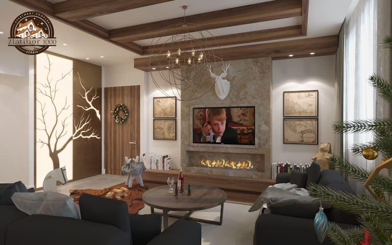 Zlatibor 1000 Montana Apartment