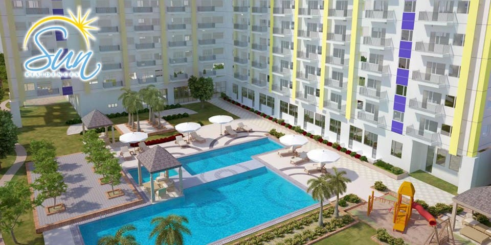 Condo 1 with Amenities @ University Belt - Quezon City - Apartment