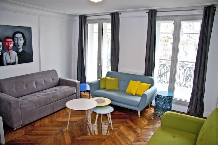 Selection of the month : B-4 @ LOVE PARIS 4 - Paris - Apartment