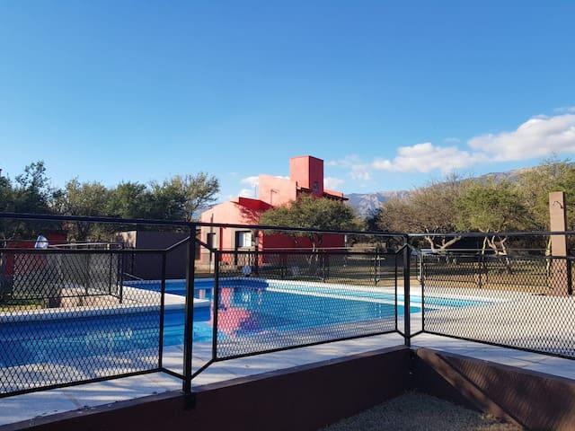 Carpintería San Luis  Argentina Cabañas Aymara