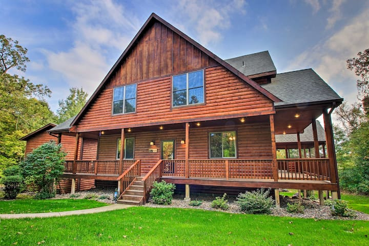 Lakefront Cabin in Pequot Lakes w/ Private Dock!