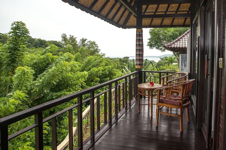 Tropical Green Lodge Lembongan