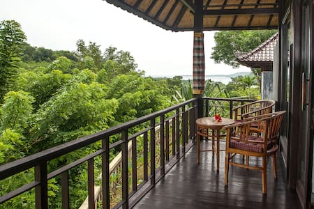 Tropical Green Lodge Lembongan