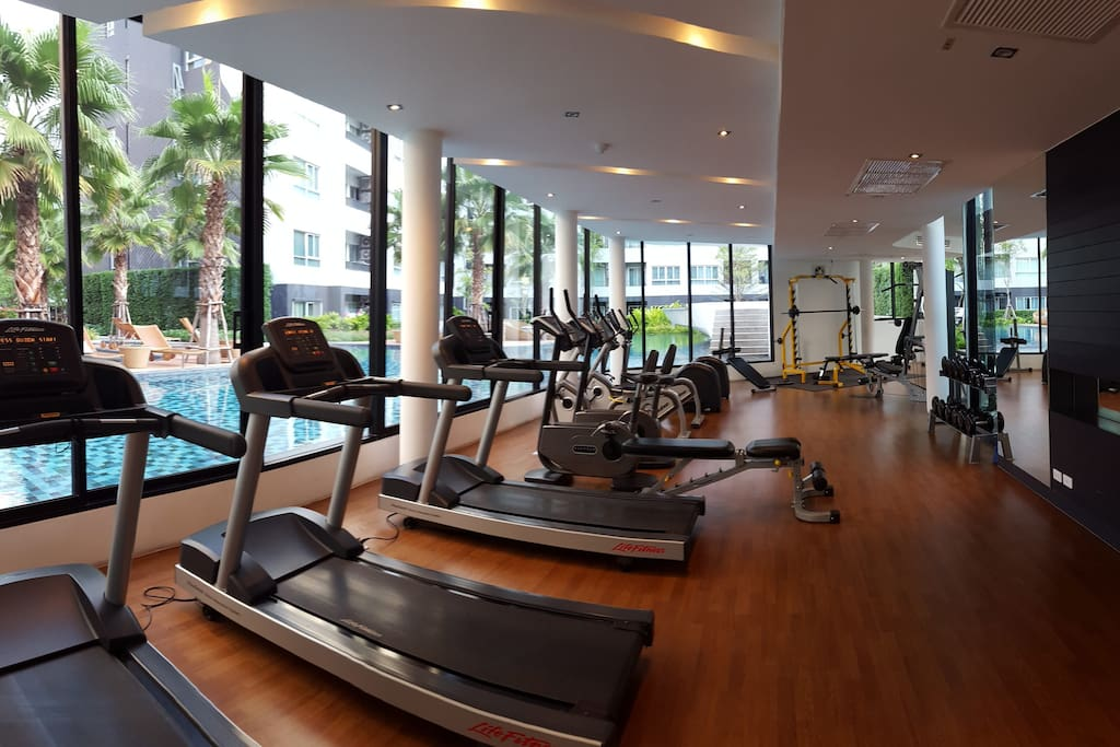 Gym Center