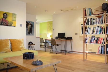 Beautiful Artist's 1 Bed Flat in Limehouse - Londra