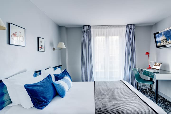 Hotel Acadia*** Double room - FREE Breakfast