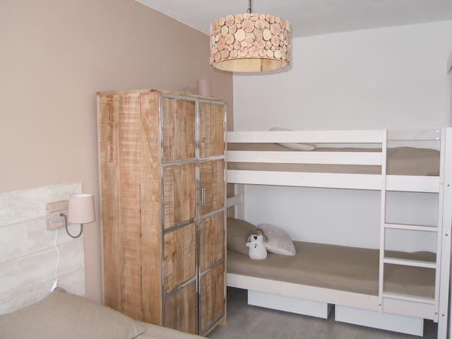 GRAND APPARTEMENT SUR LES PISTES - Fontcouverte-la-Toussuire - Apartment
