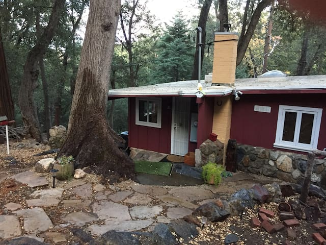 The Perfect Palomar Mountain Getaway!