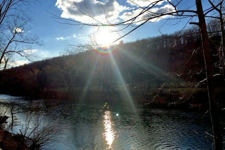 The 3R's River, Relaxation, Retreat