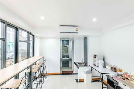 Cozy stay and close to DON MUANG HOTEL