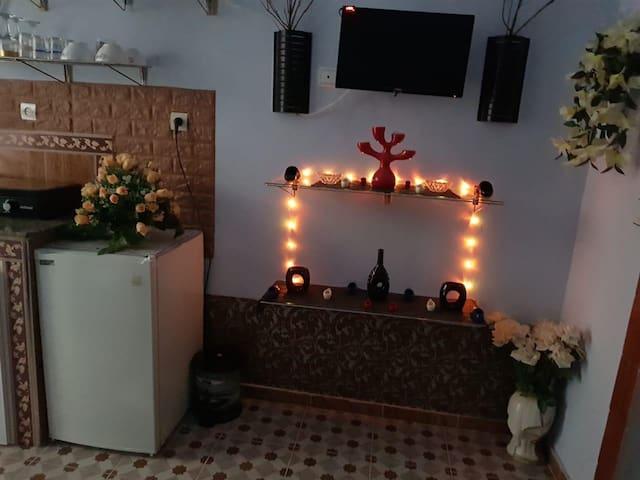 casa ,studio, yahya