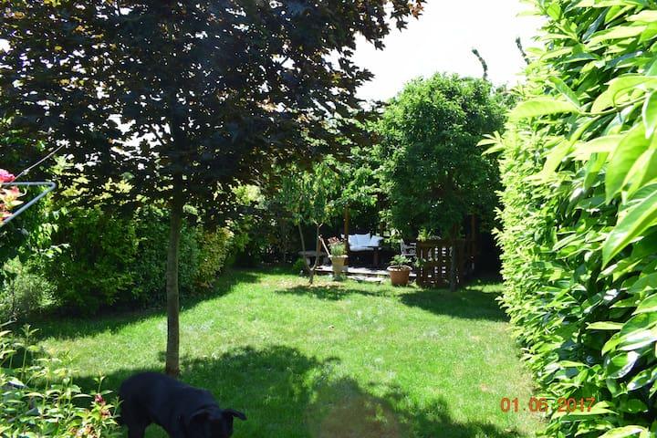 Gîte près du zoo de la Flèche et châteaux la Loire