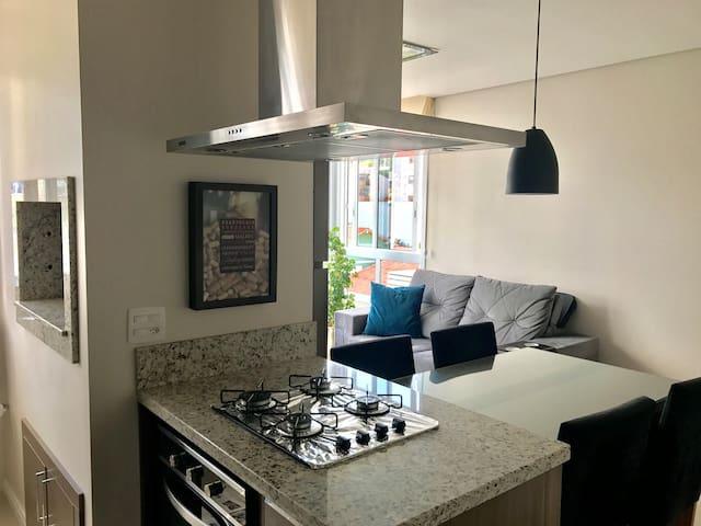 Apto Serra Gaúcha/ Vale dos Vinhedos - Bento Gonçalves - Appartement