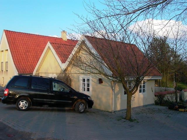 Mindre hus/lejlighed 9 km fra Kerteminde/Storebælt - Dalby - Semesterboende