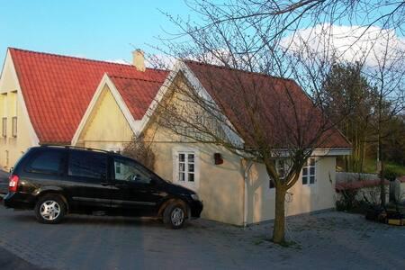 Mindre hus/lejlighed 9 km fra Kerteminde/Storebælt - Dalby