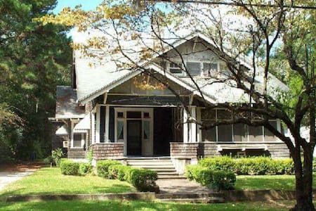 Historic spacious craftsman cottage - Valdosta