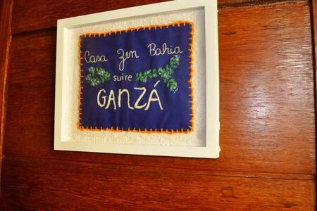 CasaZen Bahia: Suíte Ganzá