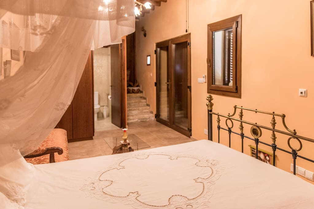 Terratzo-Spito Guestroom