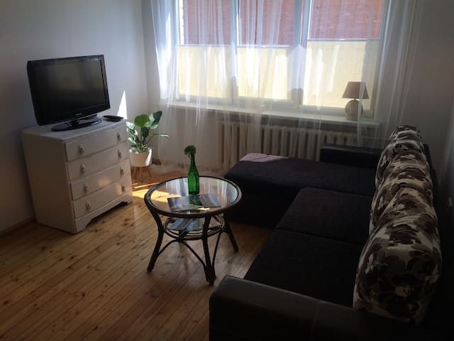 1 Step apartment
