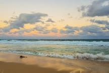 Enjoy!!  A location  shot of your beach located 300 metres from your apartment