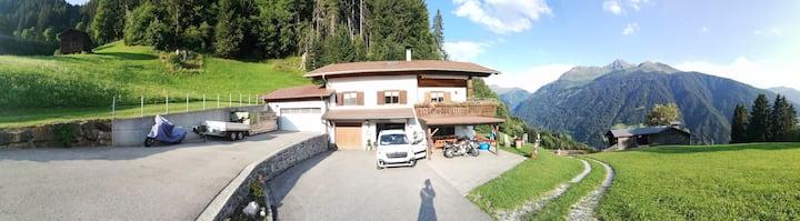 Haus Tschuga, Glänweg 22, Silbertal