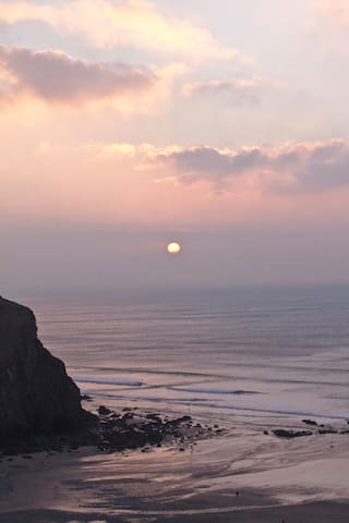 Moonlodge - Porthtowan