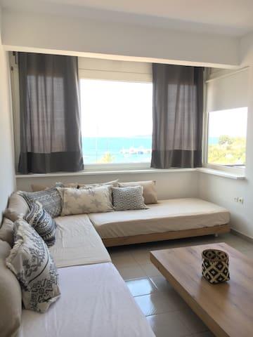 Panorama apartment - Sea & Mountain view
