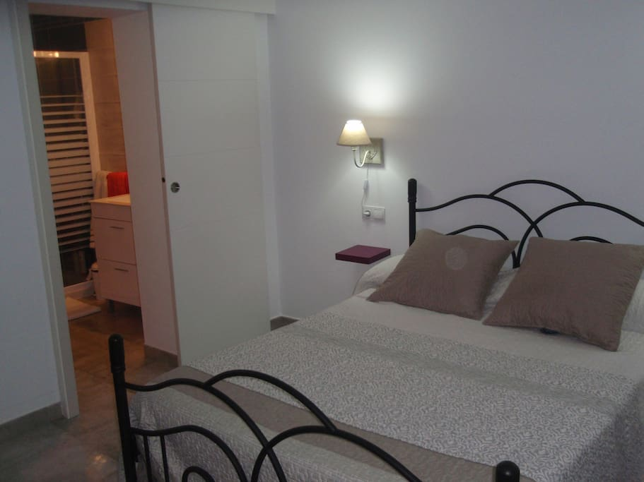 chambre Rdc- habitacion planta baja