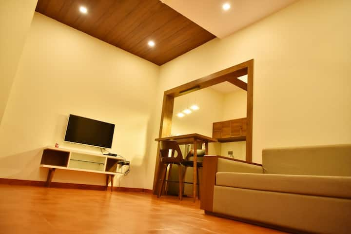 Plumeria Rooms at Forest Escapes